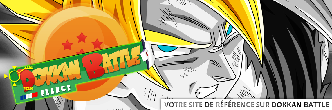 Dragon Ball Z – Dokkan Battle France