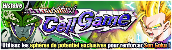 Histoire] Affrontement ultime ! Cell Game ! | Dragon Ball Z